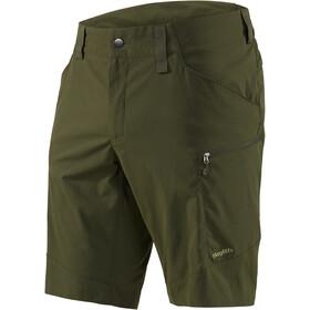 Haglöfs Mid Fjell - Pantalones cortos Hombre - verde